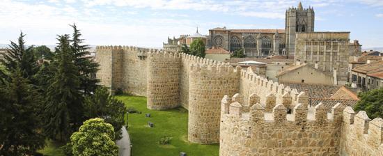 Muralla Ávila